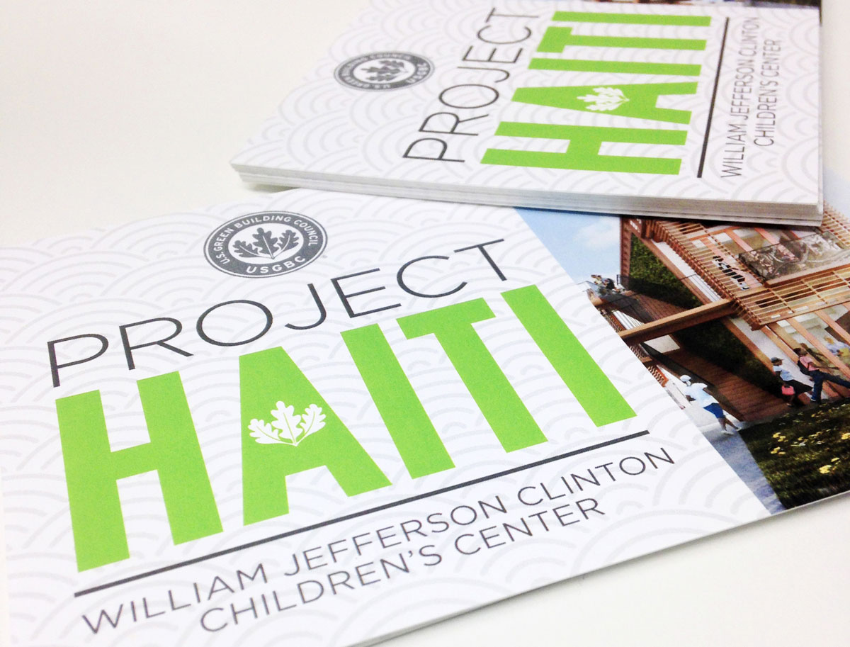 Project Haiti Postcards