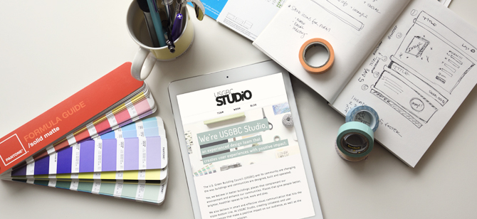 USGBC STUDIO : Back for the First Time