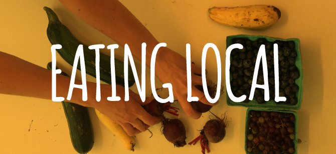 Eating Local Makes a Difference: Here's Why
