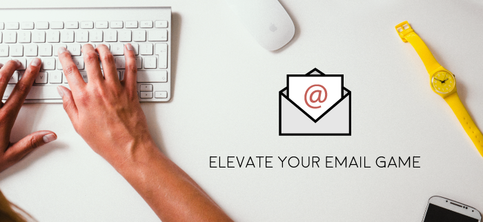 USGBC Studio 2016 New Year's Resolution: Elevate your email game!