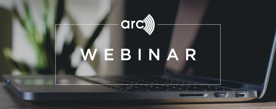 Feature image for Arc webinar