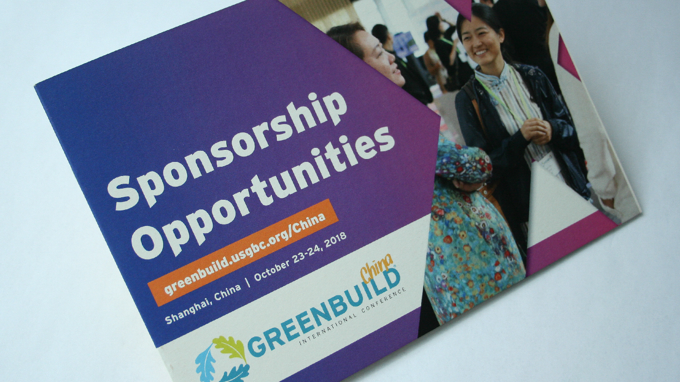 Greenbuild International Rebrand