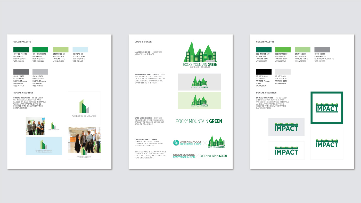 USGBC community event branding guides