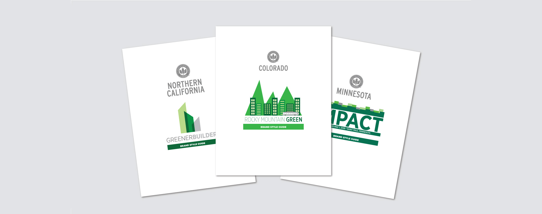 Creating cohesive branding for local events