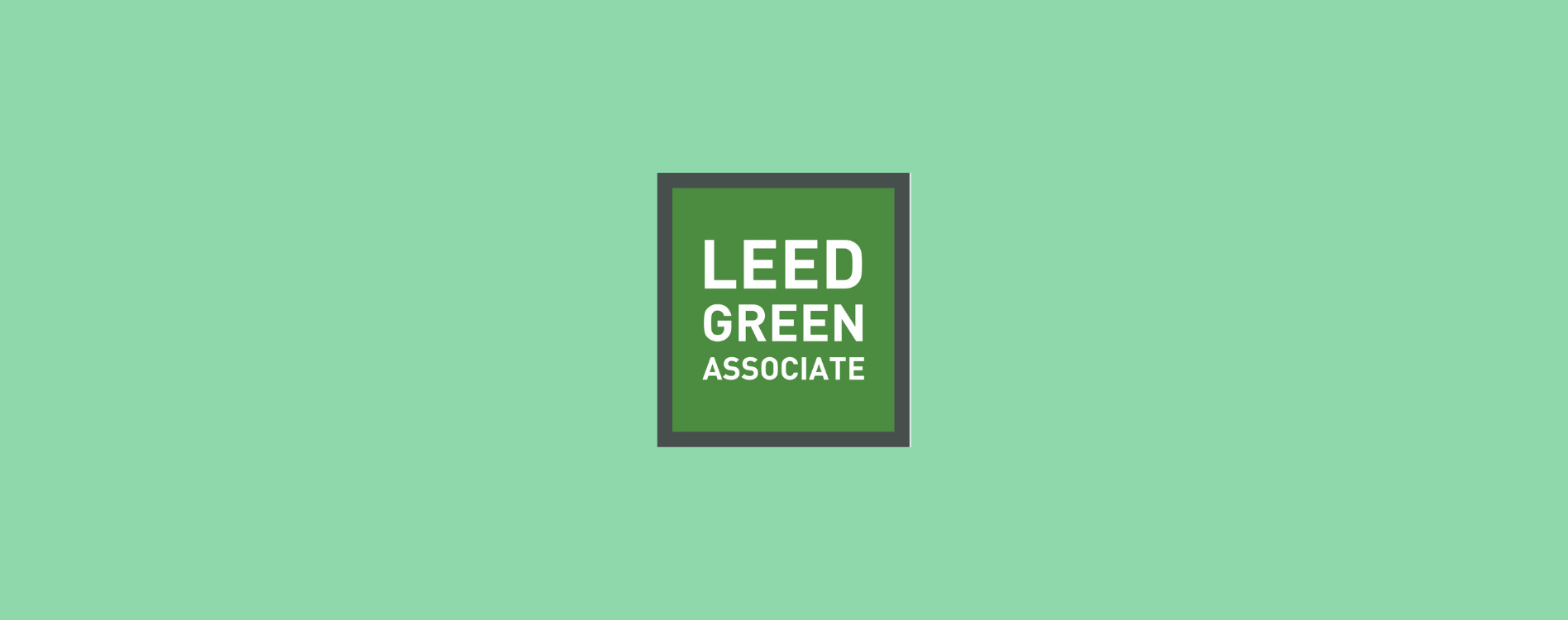 Studying for the LEED Green Associate exam